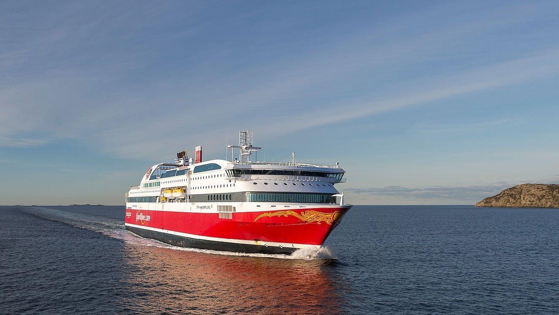 Stromstad Sandefjord Ferry Timetable